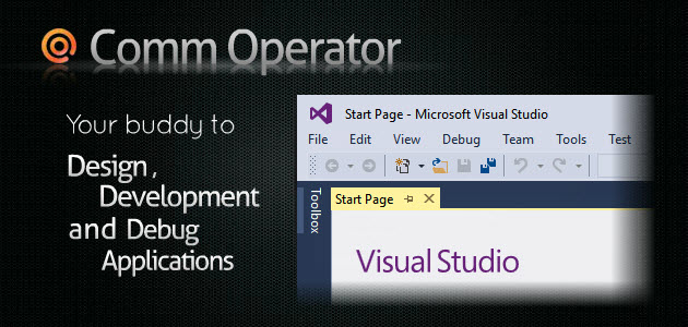 Comm Operator Software – Professional debug software for